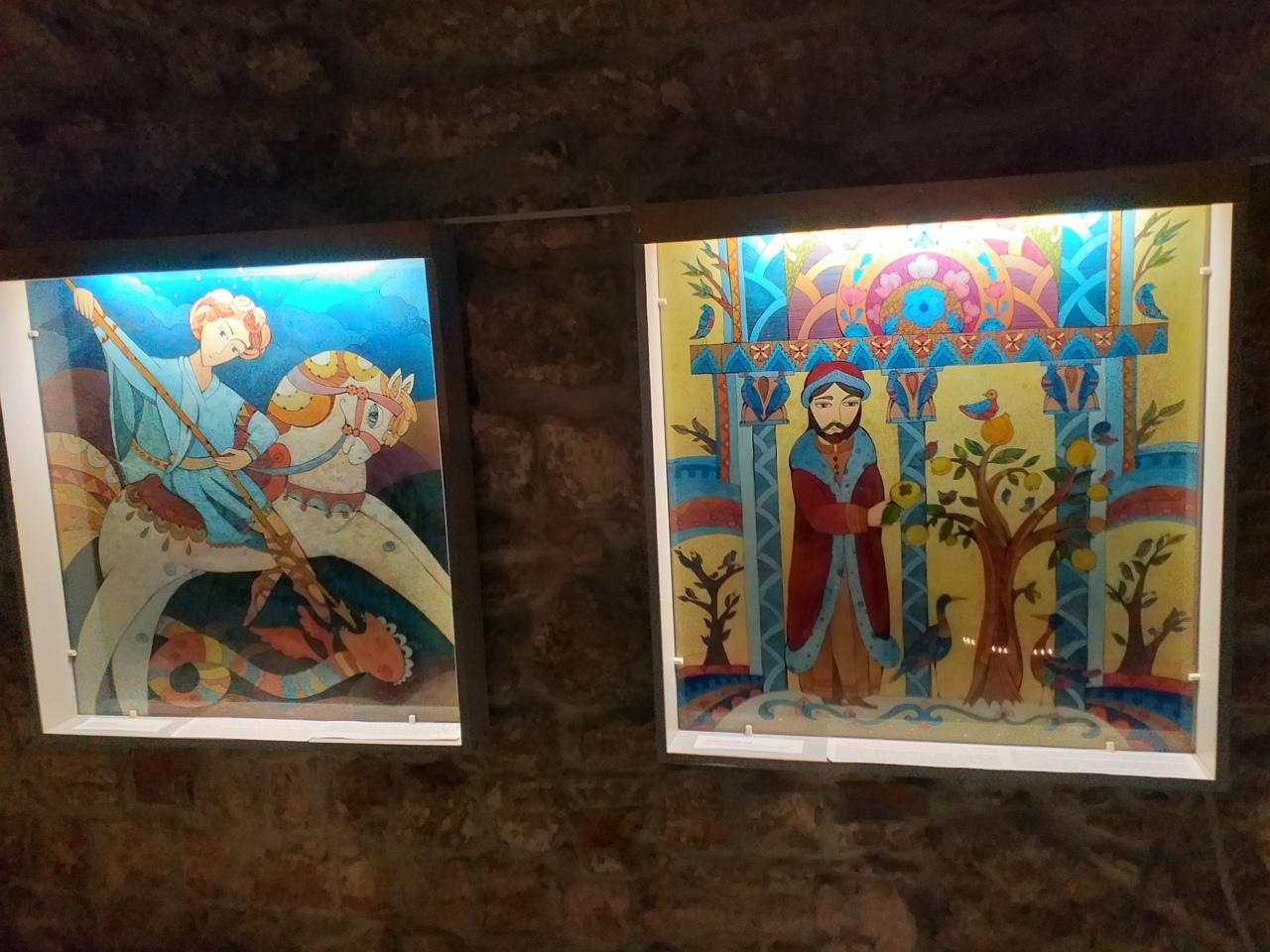 эзотерика - Елена Руденко. Мои путешествия. Львов. Музей истории религии. Средневековые подземелья. 1q3S6F6BAMw
