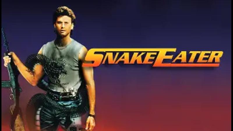 Пожиратель змей Змееед Snake Eater 1989 1080p DVO ТВ 6 VHS