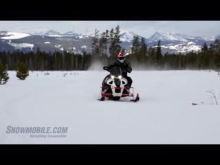 Спортивный снегоход Arctic Cat ZR 9000 Thundercat