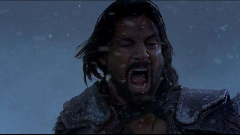 Спартак Война проклятых Вылазка в римский лагерь