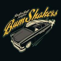 Логотип BUM SHAKERS