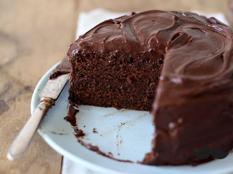 """Прекраснейший торт """"Шоколадное кухэ"""""""