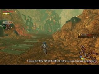 Hyrule Warriors: Age of Calamity (дальность прорисовки)
