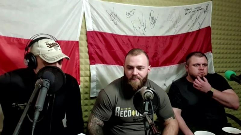 А вот на этом видео экстремисты Белорусского Дома в Украине придумывают новый план по свершению революции в нашей стране Если