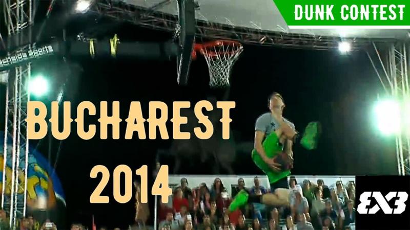 Dunk Contest Bucharest 2014 (Detro)
