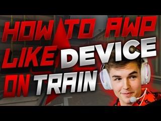 How To AWP Train CT Side Like device