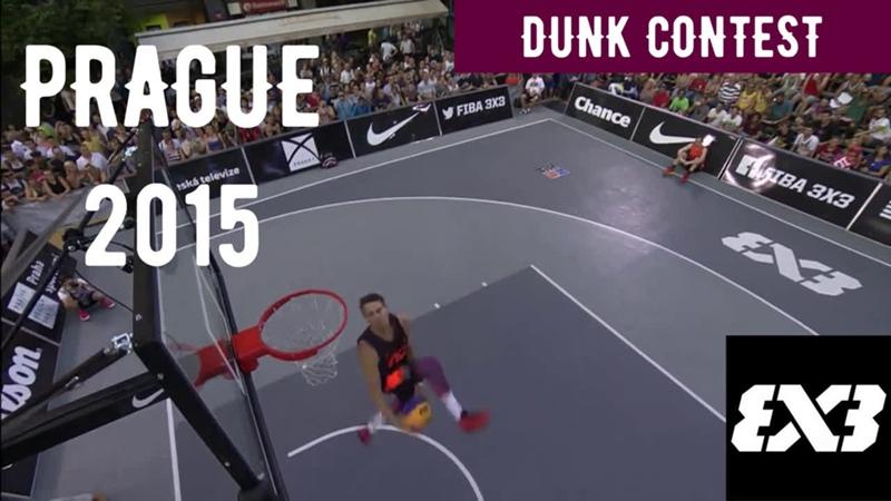 Dunk Contest Prague 2015 (Detro)