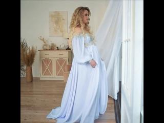 Vídeo de Курсы пошива свадебных и вечерних платьев