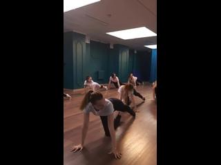 Видео от MOLOKO Центр Хореографии | школа танцев| СПб