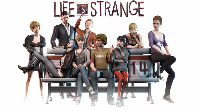 Life is strange Жизнь которой не было ч 14