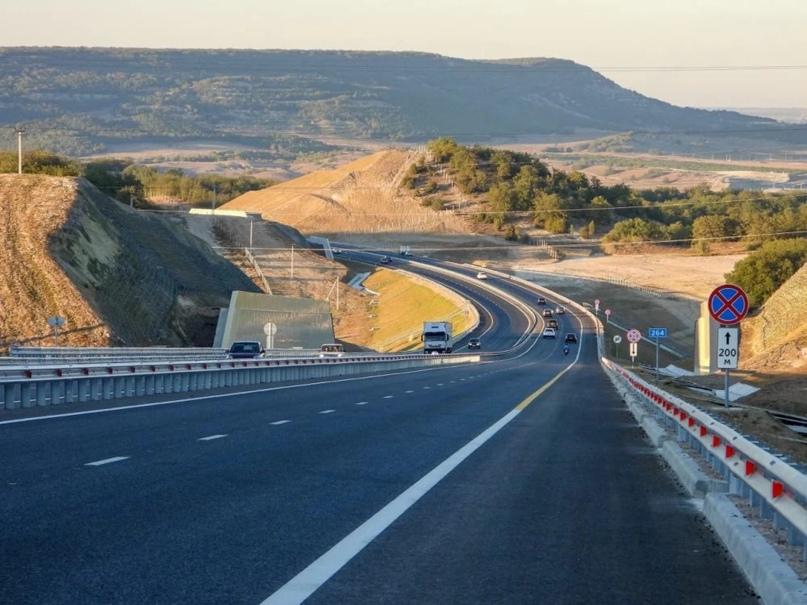 В Крыму построят четырёхполосную дорогу от трассы «Таврида» до Судака