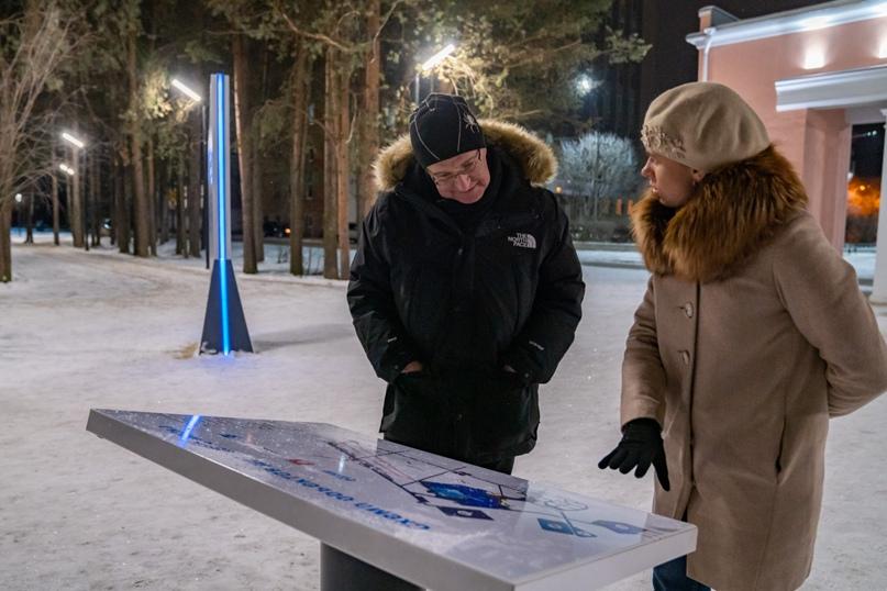 Президент Национальной галереи Коми Пьер Броше посетил Ухту, изображение №6