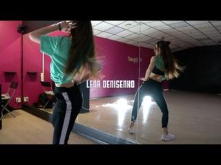 Reggaeton by Lena Denisenko    Dance Studio 25.5