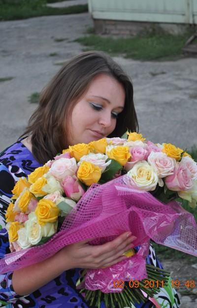 Анна Сиделева