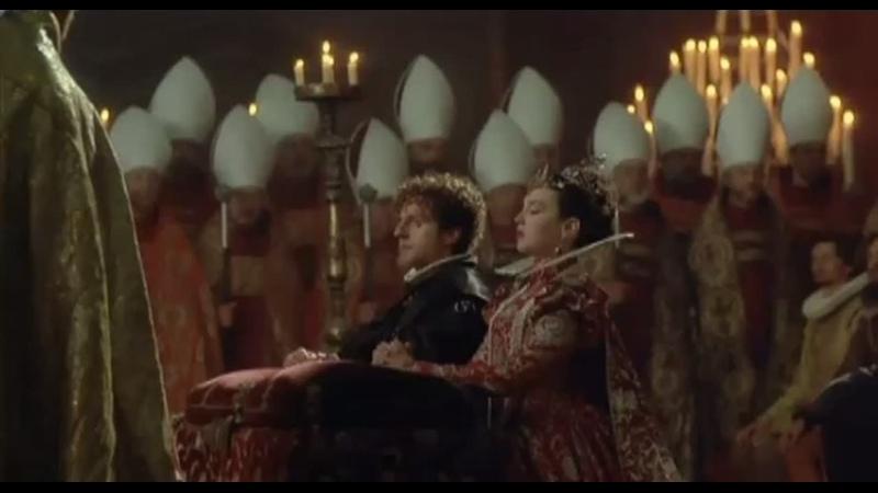 La reine Margot 1994 Королева Марго выходит замуж