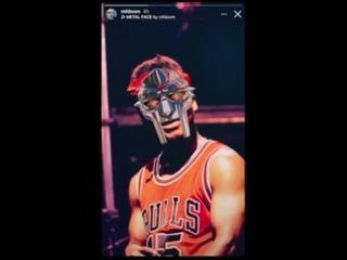 Lupe Fiasco - Crosshairs Freestyle (RIP MF DOOM)