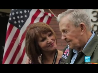 75 years later, D-Day veteran meets long-lost French