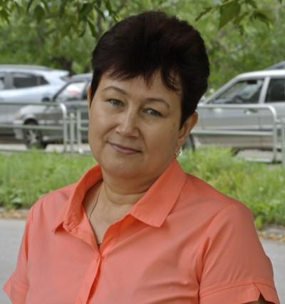 Людмила Корнилова, Радужный