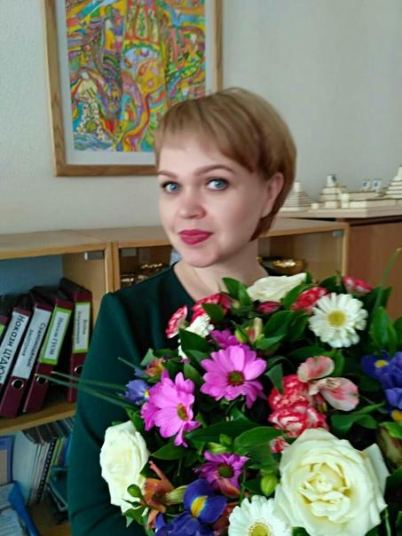 Ольга Нижник, Белая Церковь, Украина