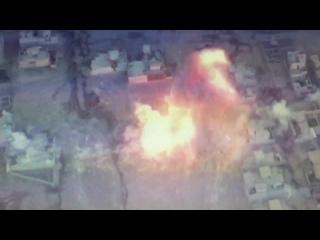 """Атака смертников ИГ* на """"шахид-мобилях"""" на иракский военных в районе Мосула, Ирак_04"""