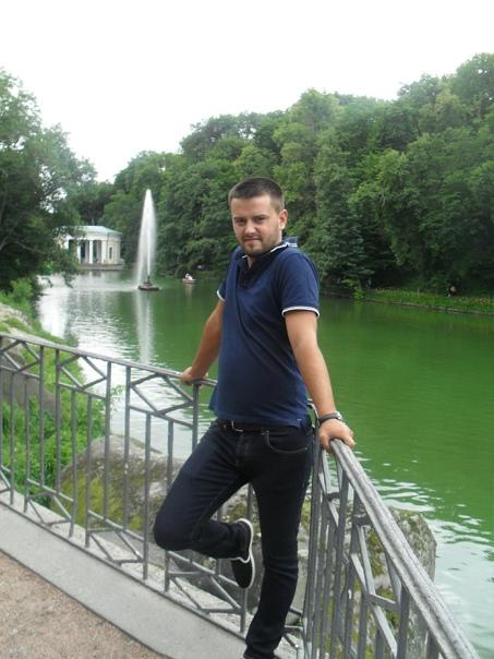 Богдан Третяк, Украина