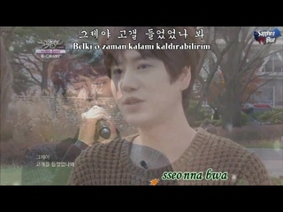 Kyuhyun - 광화문에서 (At Gwanghwamun) [HAN/ROM/TURKISH/KARAOKE]