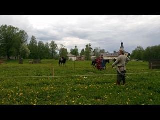 Конное состязание, Кириллов 2017, песня Nightwish - Storytime
