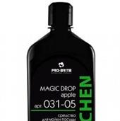 031 MAGIC DROP Apple (Мэджик Дроп Эппл). Средство с ароматом яблока для мойки посуды.