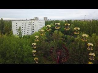 Знаменитое колесо обозрения в Припяти запустили польские туристы