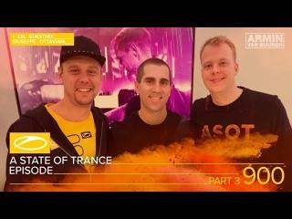 A State Of Trance Episode 900 (Part 3) XXL - Giuseppe Ottaviani [#ASOT900]