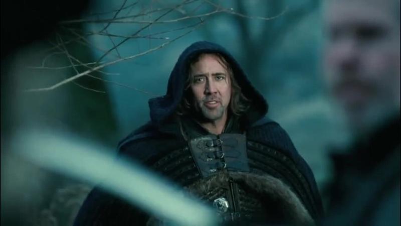 Время ведьм 2011 Поединок на мечах в лесу