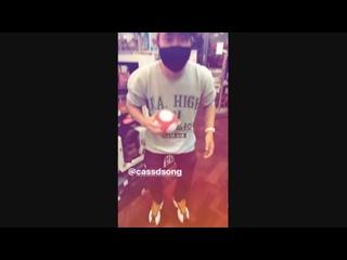 181124    Instagram story 175