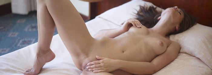 Black nude veronika Veronika Black