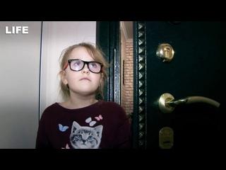 Воровки выследили ребёнка и ворвались в квартиру