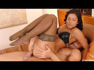 Lioness [HD Porn, All Sex, Brunette, Foot Fetish, Feet, Hardcore, Stockings, Natural Tits, Big Ass, Anal, Cumshot]