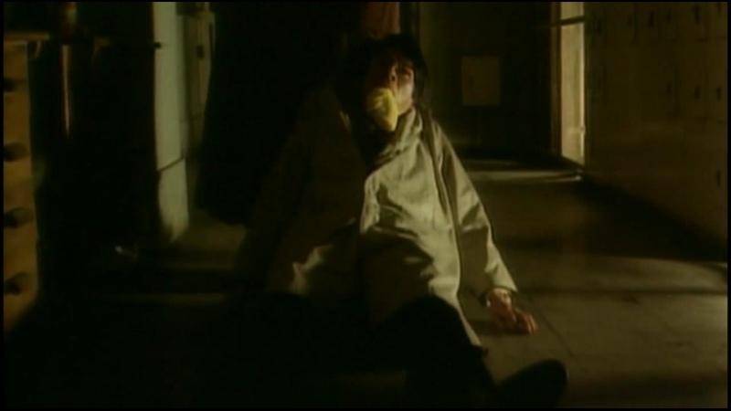 Адская стража The Guard from Underground Jigoku no Keibiin убийство начальника отдела 12 отрывок