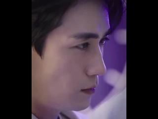 #ZhuYilong Фиолетовая реклама Loreal