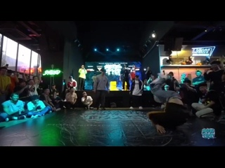 BBoy Physicx (Rivers Crew) The Legends Power 2019