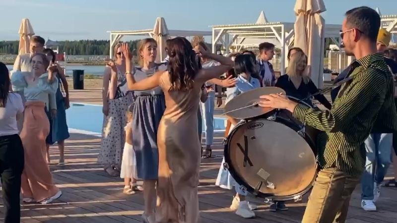 Наша свадьба от Василисы