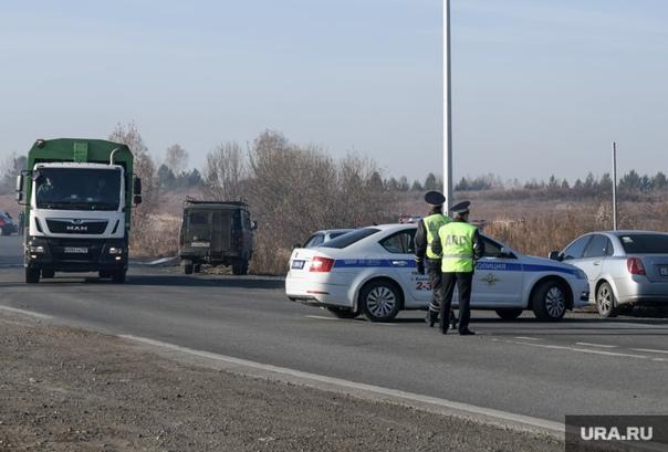 Дорожники перекроют федеральную трассу из Тюмени в...