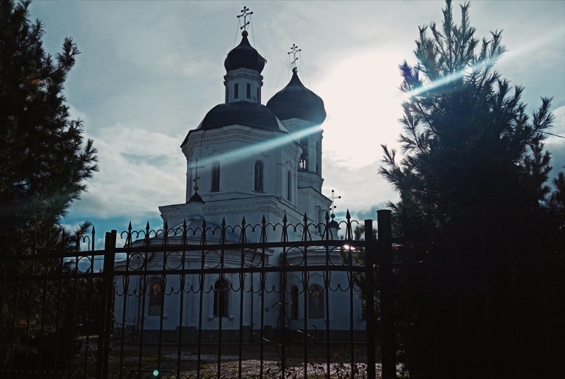 Иванова Ирина «Церковь иконы Божией Матери «Знамение»