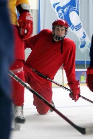 Вот такой вот хоккей