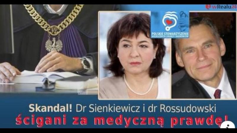 PILNE Dr Sienkiewicz i dr Rossudowski OSTRO Chcą nas skazać za UJAWNIENIE