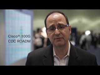 #OFC2015 – Билл Гартнер комментирует Объявление Поставщика Verizon-Cisco