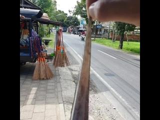 Как её лучше назвать? Рыба змея? Рыба лента?🙃#индонезия #бали #убуд #куренковы  #рынок #рыба #змея #видео