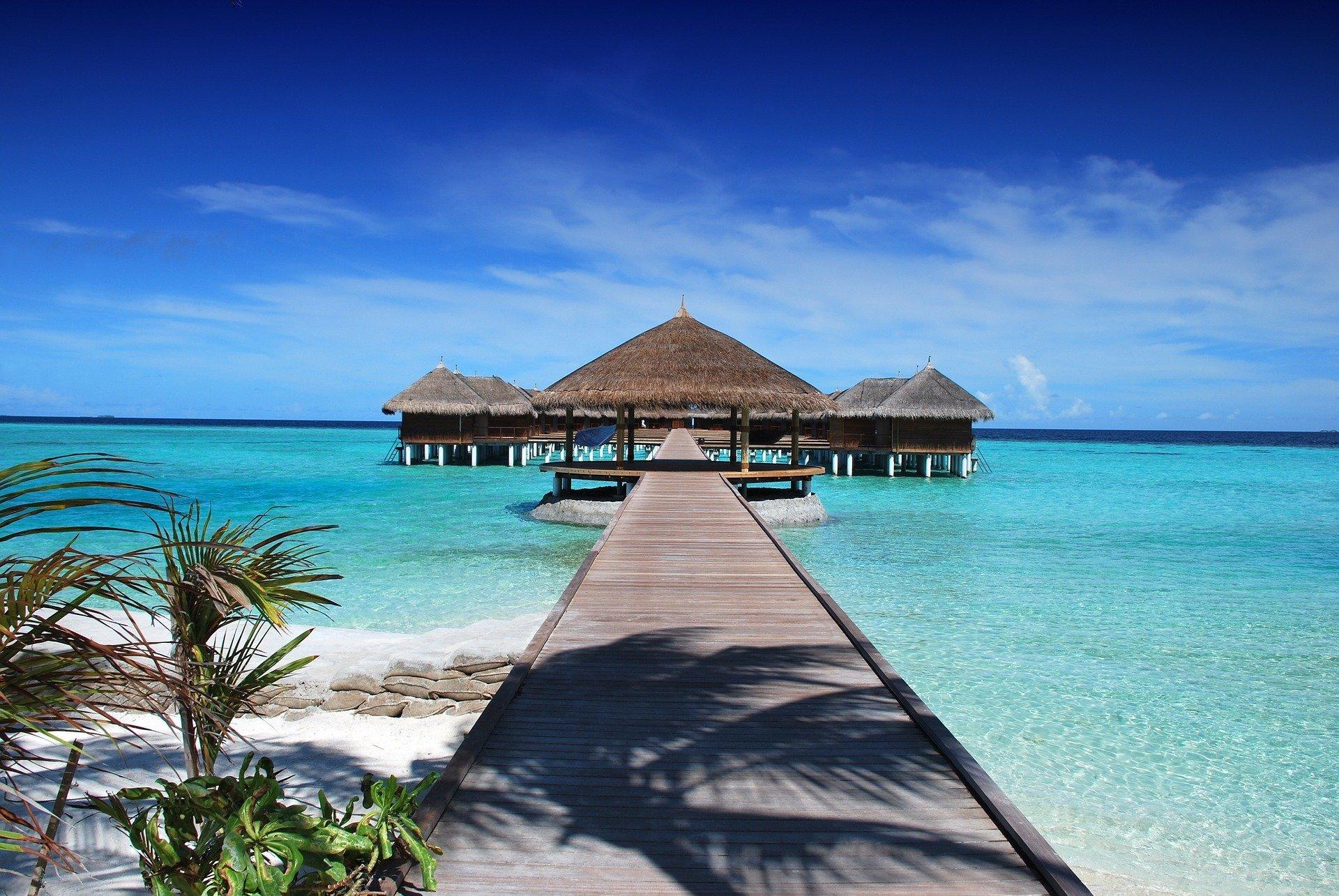Мальдивы. Рай. Но не для мужиков