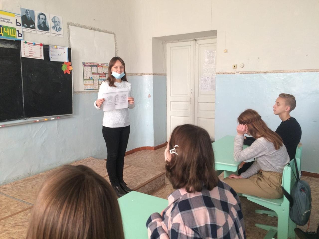 В Петровском районе стартовала кампания по информационной поддержке родителей школьников и дошколят