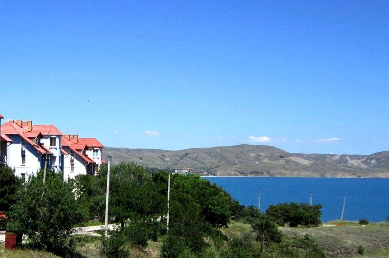 Бронь гостевых домов в Крыму