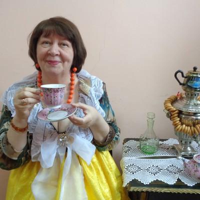 Светлана Верещагина, Пермь