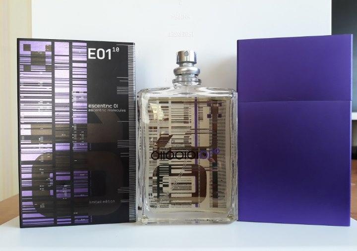 Escentric Molecules E01 Limited Edition 100 ml. 1820 руб